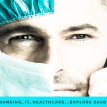 Energy, Banking, IT, Healthcare… Explore Saudi Arabia